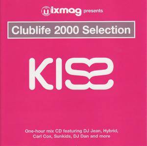 Cover - Shaft: Clublife 2000 Selection - Kiss