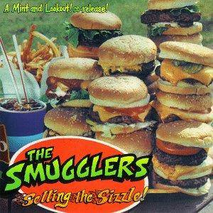 Cover - Smugglers, The: Selling The Sizzle