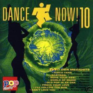 Cover - Darkness: Dance Now! 10