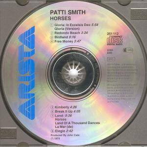 Patti Smith: Horses (CD) - Bild 3