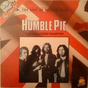 Humble Pie: Best Of British Rock, The - Cover