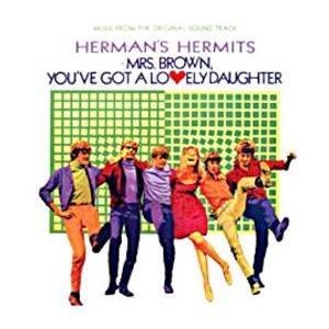 Herman's Hermits: Mrs. Brown, You've Got A Lovely Daughter - Cover