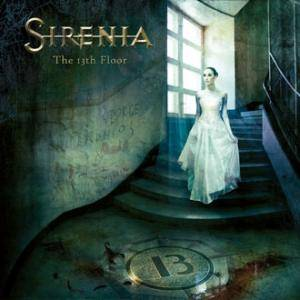 Sirenia: 13th Floor, The - Cover