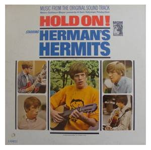 Cover - Herman's Hermits: Hold On