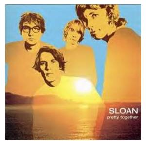 Cover - Sloan: Pretty Together