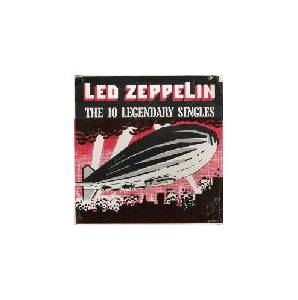"Led Zeppelin: The 10 Legendary Singles (10-7"") - Bild 1"