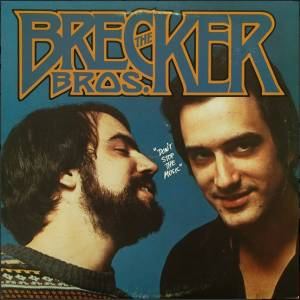 Cover - Brecker Brothers: Don't Stop The Music