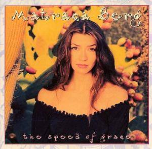 Cover - Matraca Berg: Speed Of Grace, The