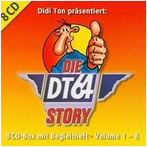 Cover - Gaukler Rock Band: DT64-Story Volume 1-8, Die