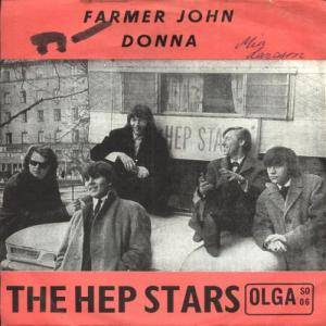 Cover - Hep Stars, The: Farmer John