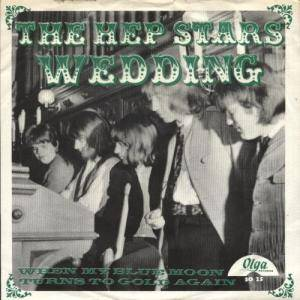 Cover - Hep Stars, The: Wedding