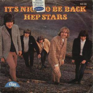 Cover - Hep Stars, The: It's Nice To Be Back