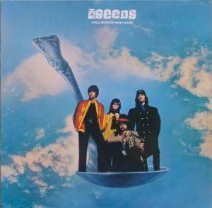 Cover - Seeds, The: Full Spoon Of Seedy Blues, A