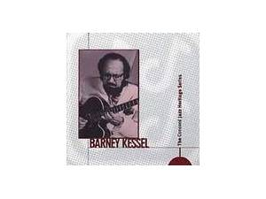 Barney Kessel: Concord Jazz Heritage Series, The - Cover
