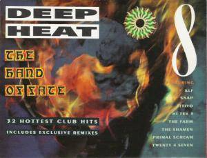 Cover - L.U.P.O.: Deep Heat (8) - The Hand Of Fate
