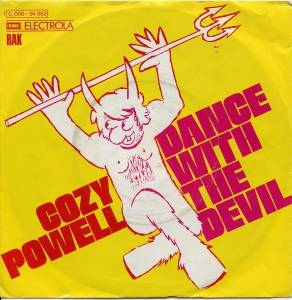 Cozy Powell: Dance With The Devil - Cover