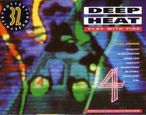 Deep Heat (4) - Play With Fire - Cover
