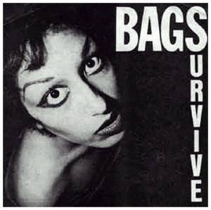 Cover - Bags, The: Survive / Babylonian Gorgon