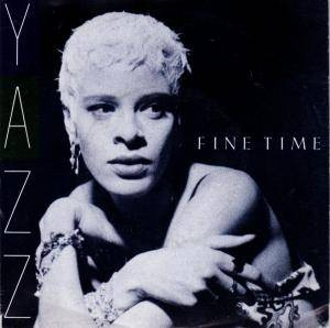 Yazz: Fine Time - Cover