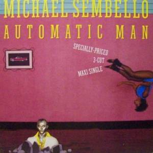 Cover - Michael Sembello: Automatic Man
