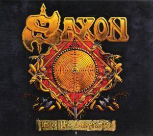 Saxon: Into The Labyrinth (CD + DVD) - Bild 1