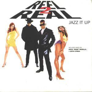 Cover - Reel 2 Real Feat. The Mad Stuntman: Jazz It Up