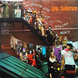 Cover - Eric Andersen: More Hits From Tin Can Alley