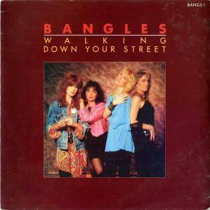 The Bangles: Walking Down Your Street - Cover