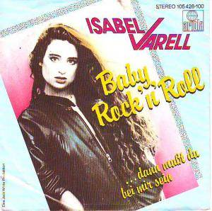 Cover - Isabel Varell: Baby Rock'n Roll