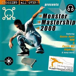 Cover - Spezializtz: Crossing All Over! Presents Monster Mastership 2000