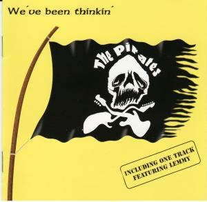 Pirates, The: We've Been Thinkin' - Cover