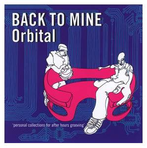 Back To Mine - Orbital - Cover