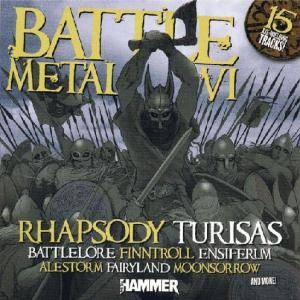Cover - Battlelore: Battle Metal VI