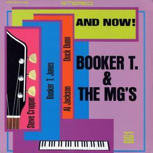 Cover - Booker T. & The MG's: And Now!