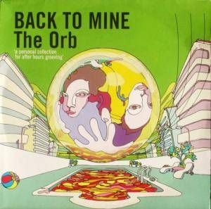 Cover - Julee Cruise: Back To Mine - The Orb