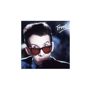 Elvis Costello: Trust - Cover