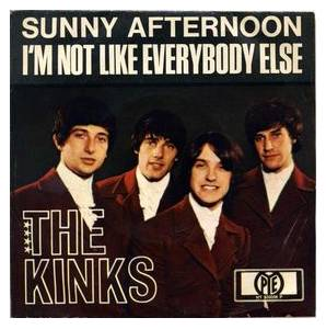 The Kinks: Sunny Afternoon - Cover