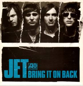 Jet: Bring It On Back - Cover