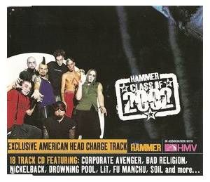 Metal Hammer 097 - Class Of 2002 - Cover