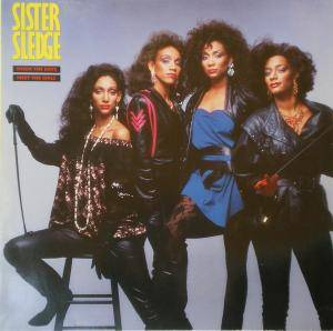Cover - Sister Sledge: When The Boys Meet The Girls