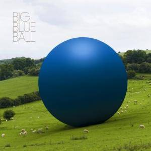 Big Blue Ball - Cover