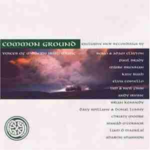 Cover - Brian Kennedy: Common Ground: Voices Of Modern Irish Music