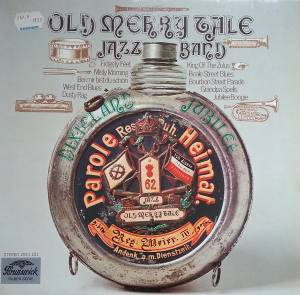 Cover - Old Merry Tale Jazz Band: Dixieland Jubilee