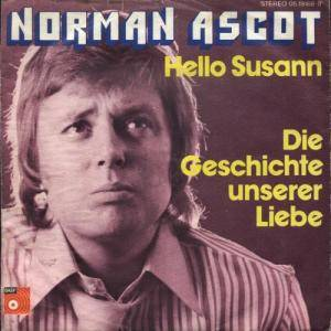 Cover - Norman Ascot: Hello Susann