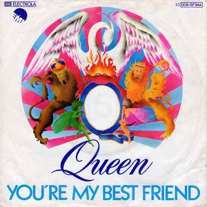 Queen: You're My Best Friend - Cover