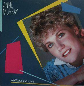 Cover - Anne Murray: Little Good News, A
