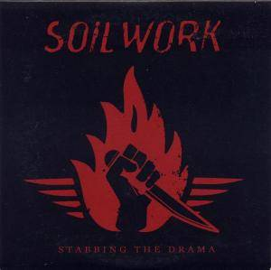 Soilwork: Stabbing The Drama - Cover