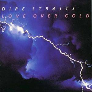 Dire Straits: Love Over Gold (LP) - Bild 1
