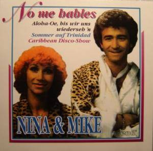 Cover - Nina & Mike: No Me Hables