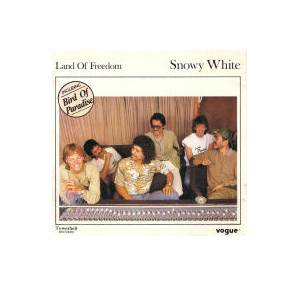 Cover - Snowy White: Land Of Freedom